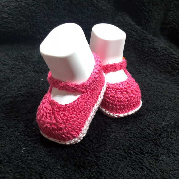 Shoes Newborn Babygirl Crochet Poshmark